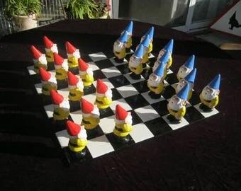 Gnome Checkers