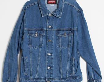 Vintage 90's Wrangler Denim Jacket