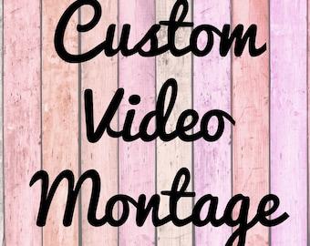 Custom Photo Montage