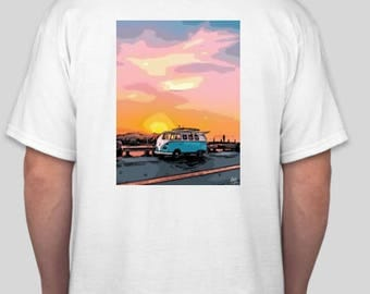 Surf Van T-Shirt