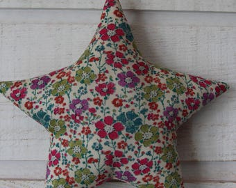 Liberty star / linen (number 3)