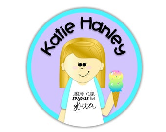 Personalized Clipart