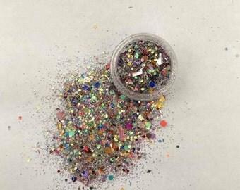 Disco Face Glitter