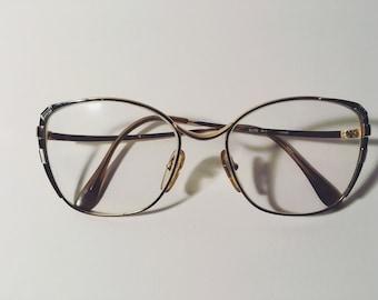 Eyeglasses 60's style