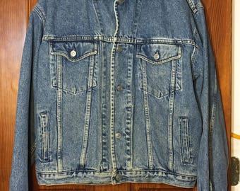 Vintage 90's Gap Denim Jacket M