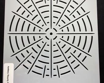 Mandala Stencil Large