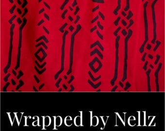 "The ""Red moon"" wrap"