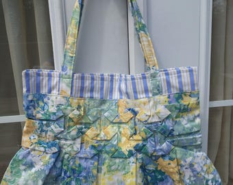 Impressionist Style Tote
