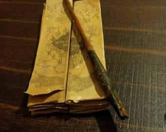 Marauders Map - Harry Potter