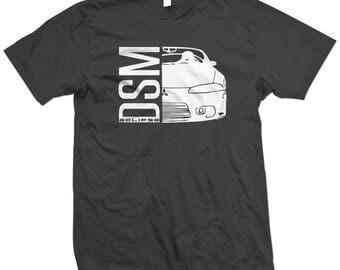 DSM Eclipse 2G T-Shirt Diamond Star Motors Tshirt