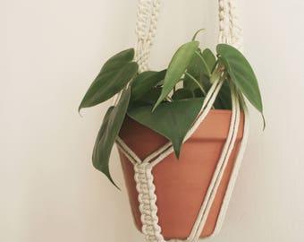 Macrame Plant Hanger Medium
