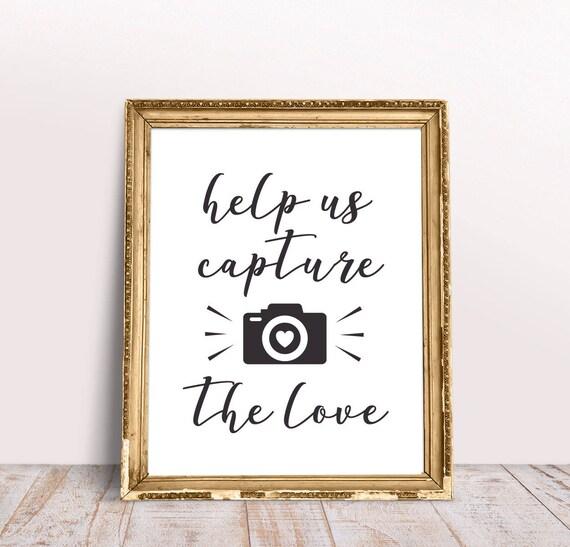 Download Photobooth Print Wedding SVG Help Us Capture The Love