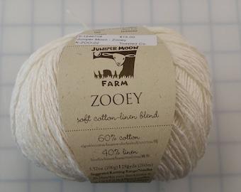 Juniper Moon Farm Yarn - Zooey - Color #02