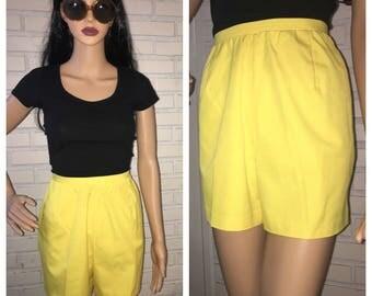 Vintage 70's Koret of California Shorts