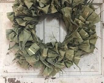 "26"" Corn Wreath"