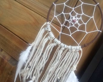 Boho Indie Neutral Dream Catcher
