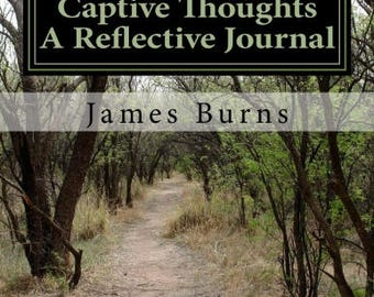 Captive Thoughts A Reflective Journal