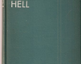 VINTAGE BOOK - Old Hell, By Emmett Gowan - Novel - Humor - Literature - Tennessee - Southern Culture - fiction