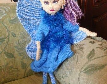 Winter Fairy - Decore Doll