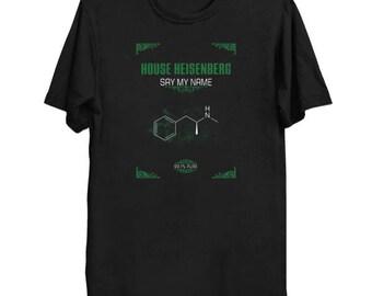 House Heisenberg - Breaking Bad - Walter White T-shirt