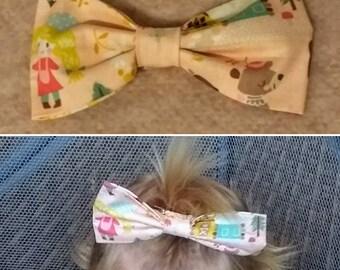 Girls Hair Bow