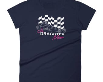 Jr. Dragster Mom Women's T-shirt