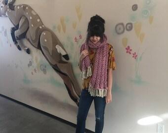Extra Long oversized scarf