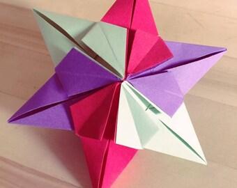 Sparaxis Star Origami
