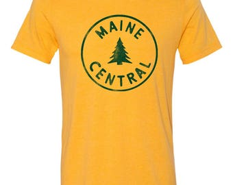 Maine Central Railroads Tee