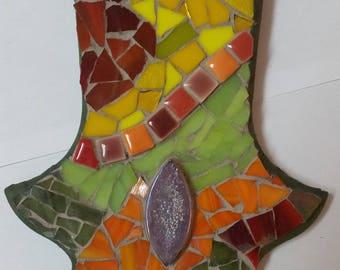 A hand made hamsa