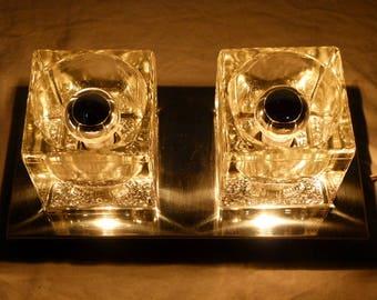 Vintage design Peill Putzler Cube 60/1970s years
