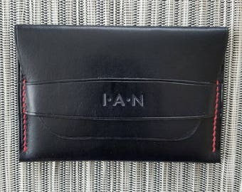 Horween Leather Card Holder
