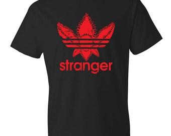 Adidas Demogorgon T-Shirt. Demogorgon T-Shirt. Demogorgon Shirt. S-3XL.
