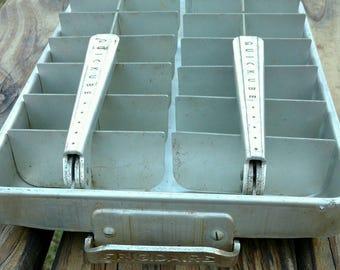Vintage Frigidaire Quickube Trays