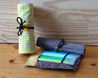 Purse pouch for pens and pencils