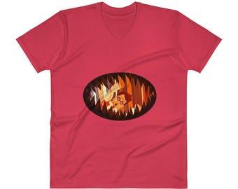 FINKLE V-Neck T-Shirt