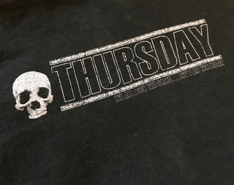 Thursday ...but I am the killer hoodie