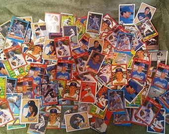154 Various Nolan Ryan Baseball Cards