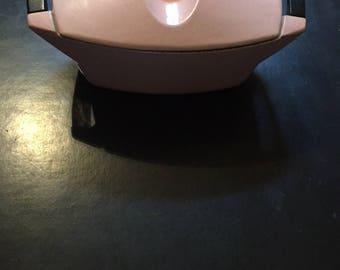 Raymond Loewy 2.5 purple clay pot
