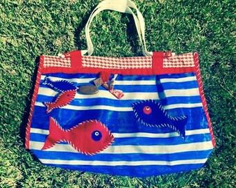 Bonito Handmade Beach Bags