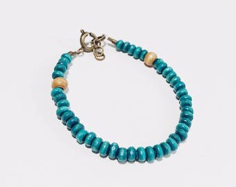 Turquoise Baby Bracelet/Accessory