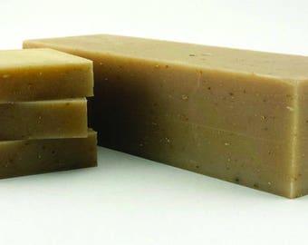 Oatmeal Milk & Honey Cold Process Soap