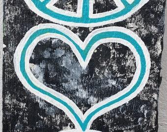 Peace, Love, & Harmony