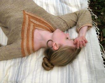 Lula Mae Tunic Knitting Pattern pdf
