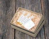 3 Perfume Sample Set - You choose 3 Natural Perfume Oil Samples