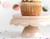 Cupcake Stand - Custom Birthday Cupcake Stand