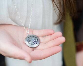seeking stillness altar locket