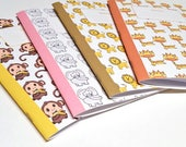 Zoo Notebooks - Set of 4 ...