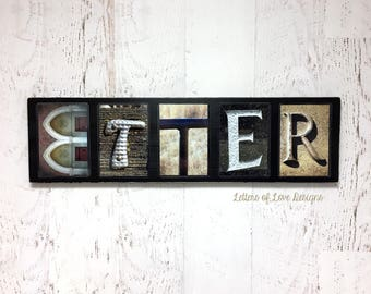 Last Name Wood Sign, 3 4 5 Letters, Last Name Established Sign, Last Name Wall Art, Personalized Gift, Personalized Decor, Three Four Five