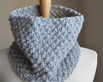 Cowl Pattern, Cowl Scarf Knitting Pattern, Cowl Scarf Pattern, Cowl Scarf Knit Pattern, Cowl Knitting Pattern, Chunky Cowl Pattern Knit